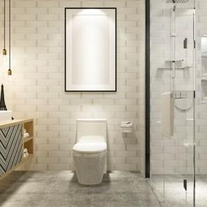 gres w łazience 21