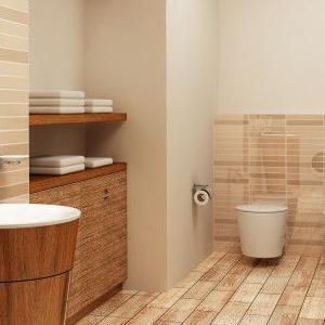 gres w łazience 39